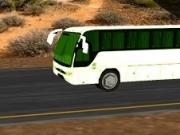 Jocuri cu condus autobuz de pasageri pe deal
