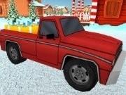 condus camioane 3d pe gheata