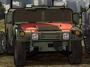condus masini de armata