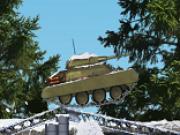 condus tancuri iarna