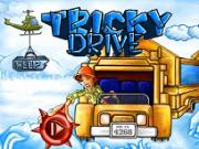 Jocuri cu construieste drumul camionului cu remorca