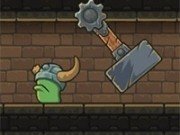 corn rupt luptatorul verde