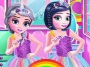 Jocuri cu costume de baby printese unicorn