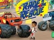 Jocuri cu cursa de camioane monstru in namol
