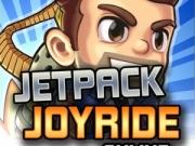 Jocuri cu cursa de pericole cu jetpack