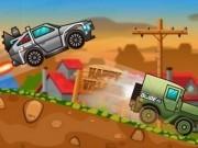 Jocuri cu cursa letala cu explozii
