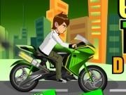 Jocuri cu curse 3d cu ben 10 pe motocicleta