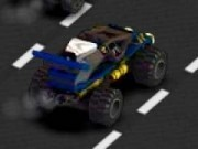 curse 3d lego cu masini de politie