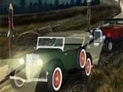 Jocuri cu curse 3d pe drumul de cimitir cu masini de epoca