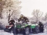 curse 4x4 cu atv de iarna