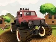 Jocuri cu curse camioane cu suspensii uriase
