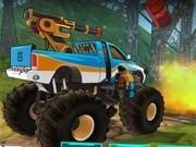 Jocuri cu curse camioane transfomers cu impuscaturi