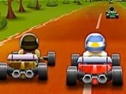 Jocuri cu curse carting formula 1 3d