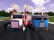 curse cu camioane de 18 roti