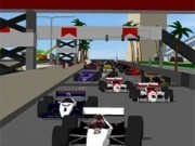 Jocuri cu curse cu masini 3d de formula indi