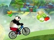 curse de biciclete cu kung fu panda