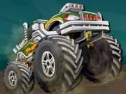 curse de camioane monster truck rapide