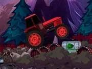 Jocuri cu curse de tractor colorat