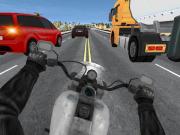 curse in trafic cu motocicleta