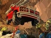 curse masini cu impuscaturi si zombie