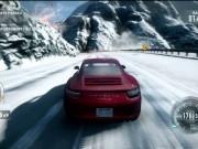Jocuri cu curse masini rapide pe traseu cu zapada