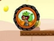 Jocuri cu curse mono roata cu angry birds