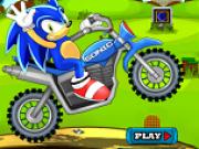 Jocuri cu curse motociclete chopper cu sonic