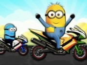 curse motociclete cu minionii