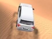curse pe dune cu suv 3d