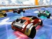 curse spatiale 3d cu masini din viitor