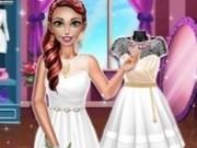 Jocuri cu daisy in rochie de mireasa