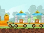 distrugatorii angry birds