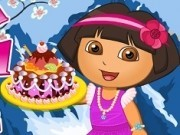 dora gateste tort regal