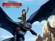 dragoni 3d zburatori din berk
