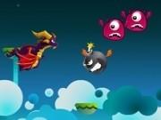 Jocuri cu dragonul wallykazam in misiune