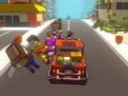 Jocuri cu drumul cu zombie 3d
