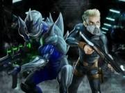 Jocuri cu echipa de distrus extraterestrii