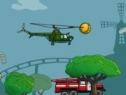 elicoptere macara de salvare