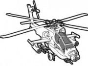 elicopterul cerului in flacari