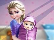 elsa frozen ingrijeste bebelusa