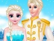 Jocuri cu elsa regina mireasa din frozen