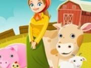 Jocuri cu ferma de animale a fiona