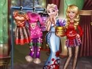 Jocuri cu fete de imbracat din cadouri