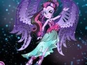 Jocuri cu fete ponei de imbracat transformarea midnight sparkle