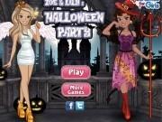 Jocuri cu fetele in haine de halloween