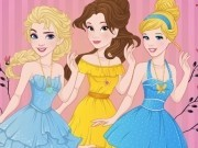 Jocuri cu fetele singure din regatul disney
