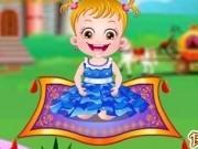 Jocuri cu fetita hazel in magia basmelor