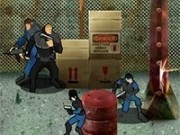 Jocuri cu forta de politie