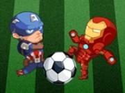 Jocuri cu fotbal avengers cu bataie