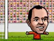 Jocuri cu fotbal cu caricaturi